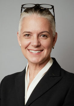 Co-Chair Jayne Conroy