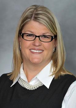Co-Chair Amy E. Garrett
